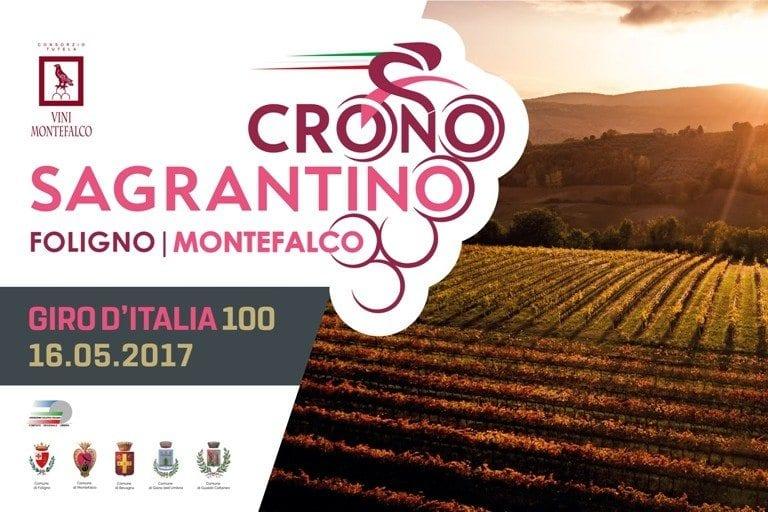Crono Sagrantino: aspettando il Giro100 tutti gli eventi del Consorzio