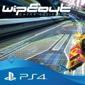 Wipeout Omega Collection: Il ritorno dal futuro