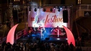 CONCERTO SAGI REI - #LIVEFESTIVAL @ CITTA' SANT'ANGELO VILLAGE OUTLET 10
