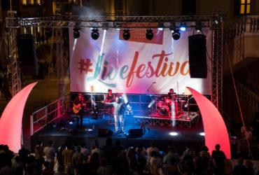 CONCERTO SAGI REI – #LIVEFESTIVAL @ CITTA' SANT'ANGELO VILLAGE OUTLET