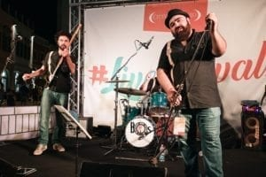 FESTIVAL DEL GUSTO / YOU WANNA BE AMERICANO - #LIVEFESTIVAL @ CITTA' SANT'ANGELO VILLAGE OUTLET 11