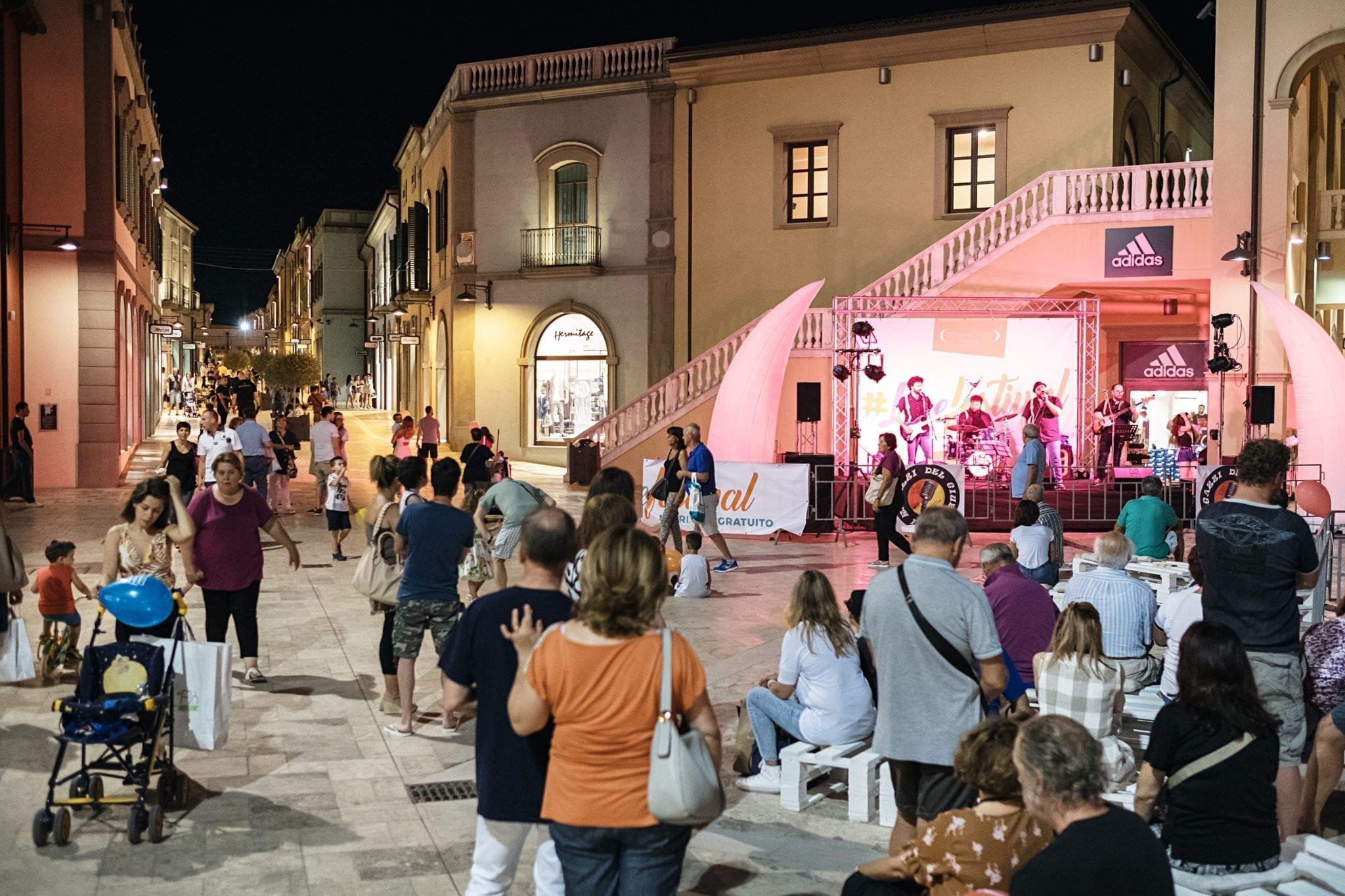 Experience Città Sant'Angelo Village