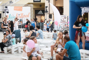 FESTIVAL DEL GUSTO / YOU WANNA BE AMERICANO - #LIVEFESTIVAL @ CITTA' SANT'ANGELO VILLAGE OUTLET 3