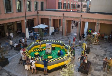 Giochi Senza Frontiere  - #LiveFestival @ Città Sant'Angelo Village Outlet