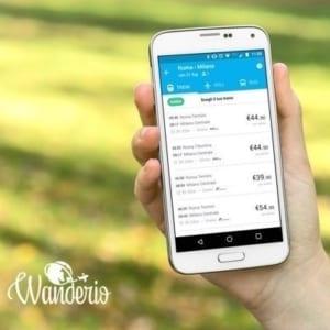 Wanderio, l'app per Android che semplifica la vacanza