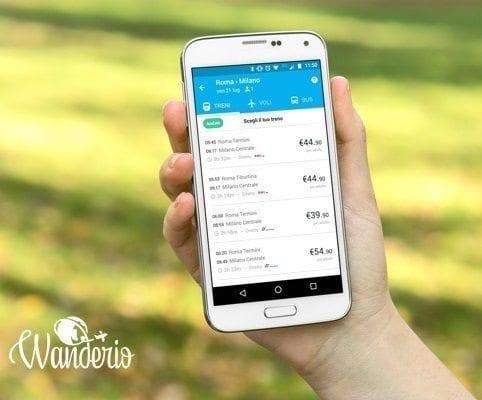 Wanderio: arriva l'app per Android che semplifica la vacanza