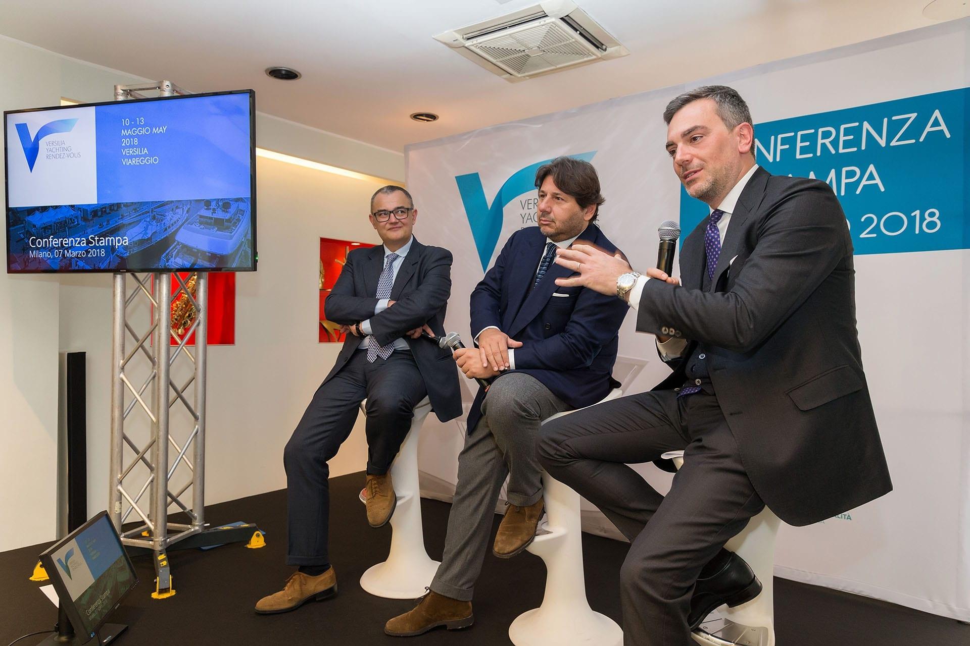 Oltre 170 espositori alla seconda edizione del Versilia Yachting Rendez-Vous
