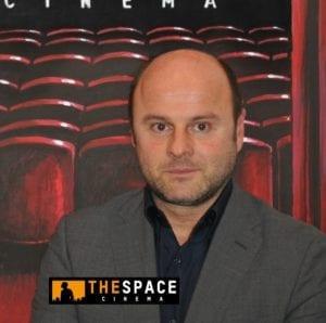 The Space Cinema: Francesco Grandinetti nuovo CFO e Deputy Managing Director