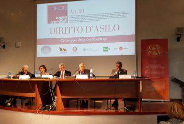 """""""Dialoghi sulla Costituzione"""": a Trieste il confronto su Diritto d'asilo"""