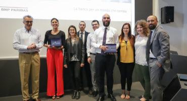 SmartLab: BNL Gruppo BNP Paribas e LVenture Group insieme per l'innovazione di nuovi modelli di offerta 2