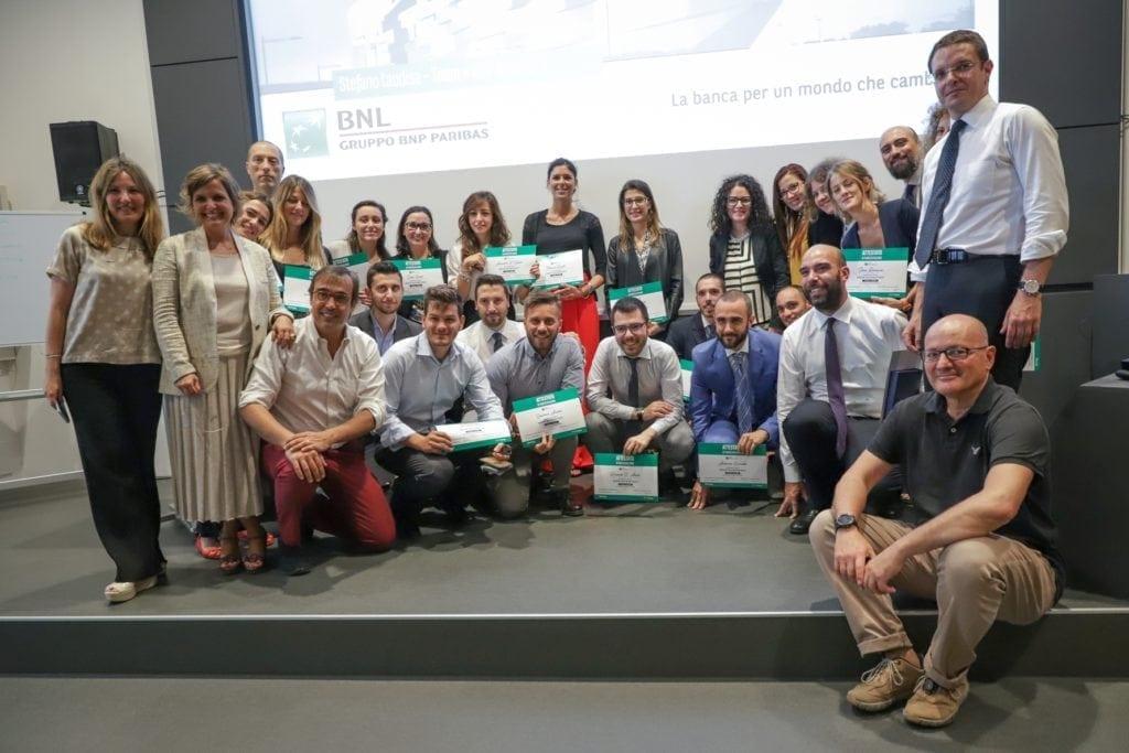 SmartLab: BNL Gruppo BNP Paribas e LVenture Group insieme per l'innovazione di nuovi modelli di offerta 3