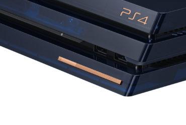 Sony Interactive Entertainment lancia un'edizione limitata di Playstation 4 Pro