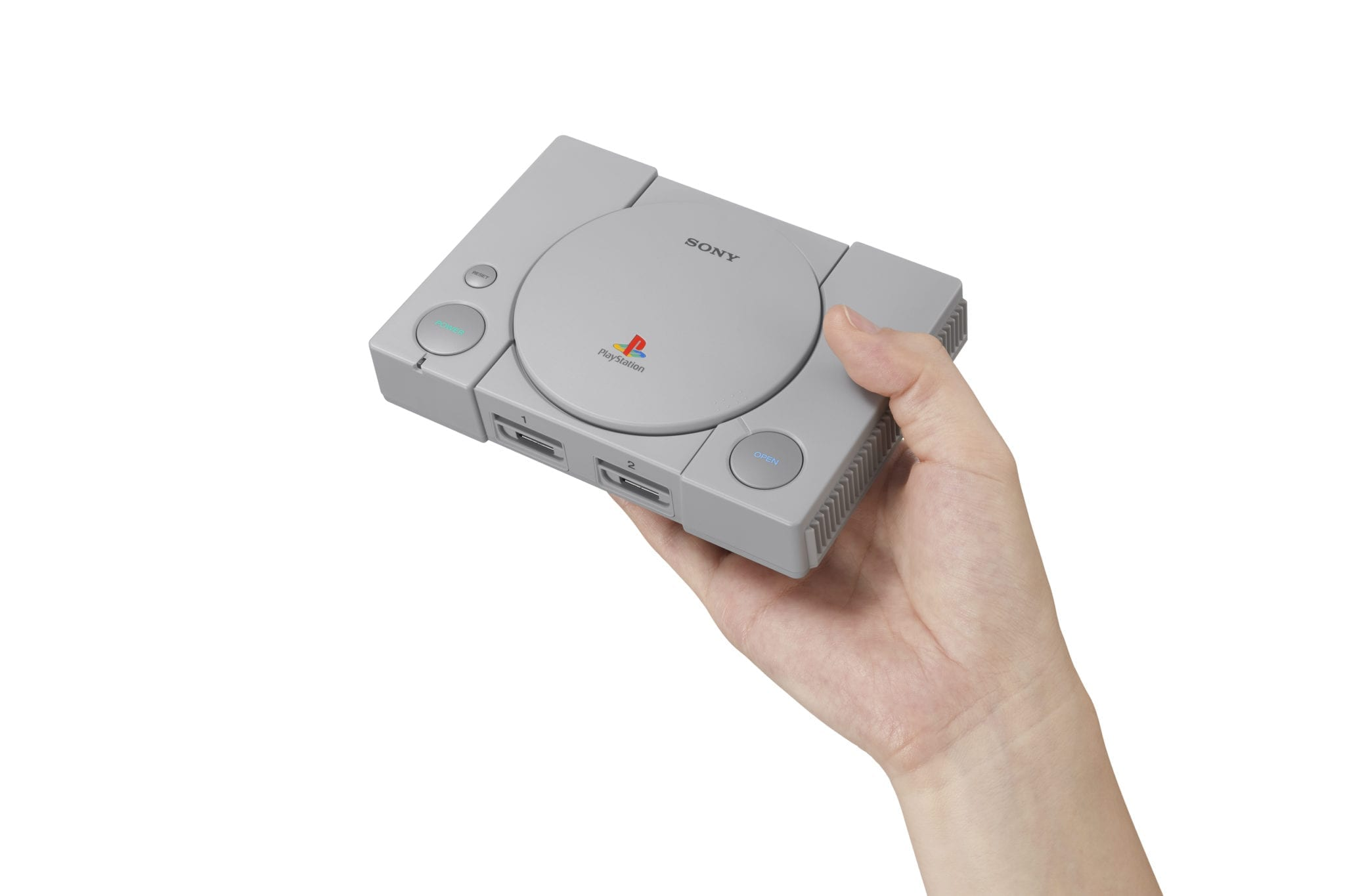 Sony Interactive Entertainment presenta Playstation Classic
