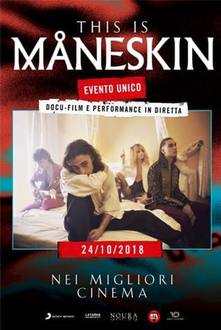 This Is Måneskin: Il docu-film sulla band rivelazione di X-Factor nei The Space Cinema 4
