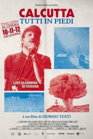 Calcutta - Tutti in Piedi: il concerto sold out del cantante rivelazione arriva dall'Arena di Verona nei The Space Cinema