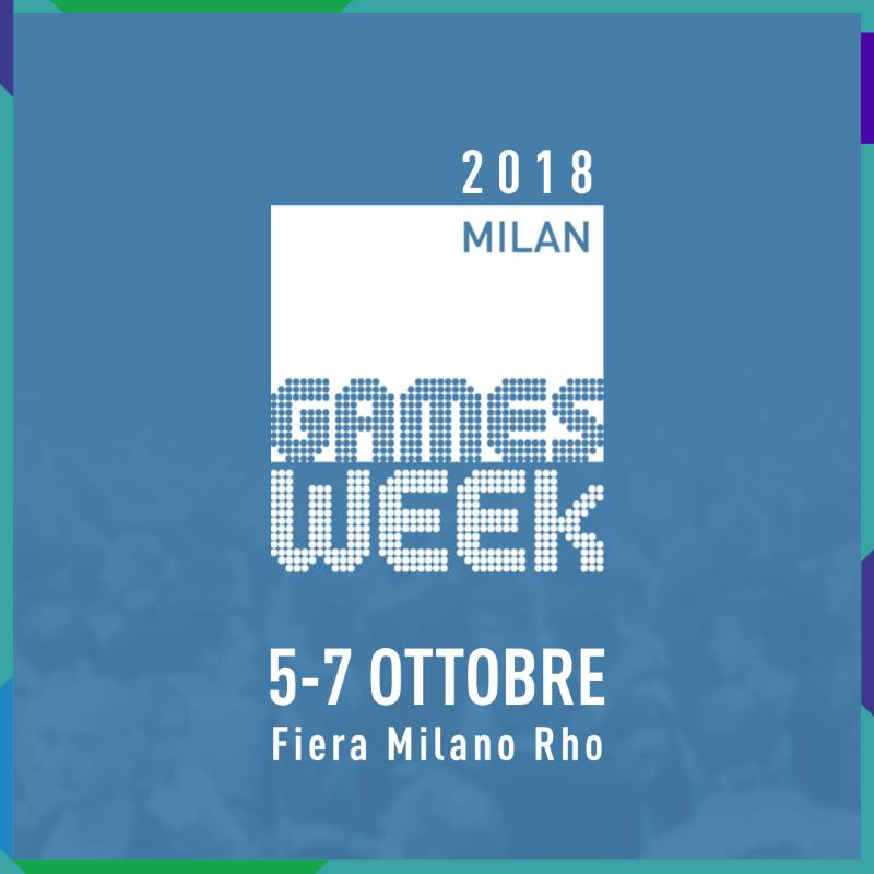 """FOR THE PLAYERS"" È LA PAROLA D'ORDINE DI PLAYSTATION ANCHE PER L'EDIZIONE 2018 DI MILAN GAMES WEEK"