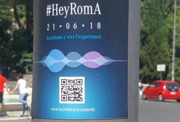 MERCEDES BENZ: #HeyRomA
