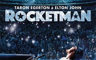 The Space Cinema - Rocketman