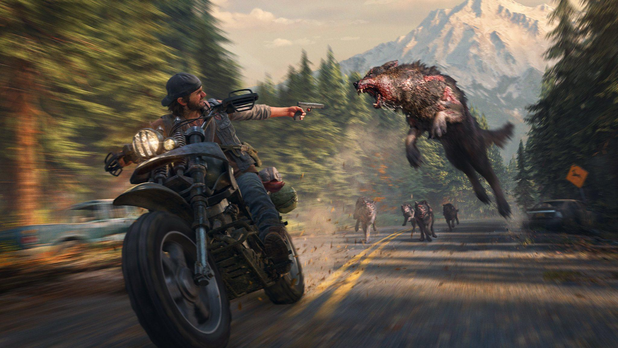 Preview Event Days Gone 1